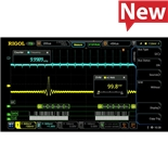 RIGOL DS8000-R-AWG Software Option, 25 MHz Arbitrary Waveform Generator Option, DS8000-R Series