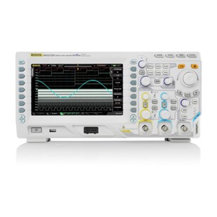 RIGOL MSO2102A Mixed Signal Oscilloscope, 100 MHz, 2 + 16 Channel, 2 GS/s, 14 Mpts, 50 Ohm Input, DS2000A Series