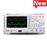 RIGOL MSO2102A-S Mixed Signal Oscilloscope, 100 MHz, 2 + 16 Channel, 2 GS/s, 14 Mpts, 50 Ohm Input, 2 Channel Source, MSO2000A Series