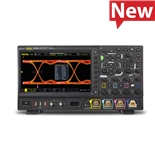 RIGOL MSO8064 Mixed Signal Oscilloscope, 600 MHz, 4 + 16 Channel, 10 GS/s, 500 Mpts, MSO8000 Series