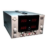 Topward 6603D-10 Triple Output DC Power Supply, 2 x 0-60V/3A, 5V/5A Constant Output, 10 Turn Control, 6000 Series
