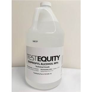 TestEquity TST-IPA-1G Isopropyl 99.8% Alcohol, 1 Gallon