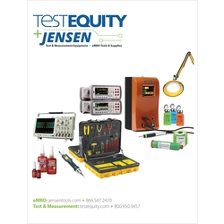 TestEquity's New Master Catalog Provides Customers with a Complete Set of Solutions for eMRO Tools & Supplies and Test & Measurement Equipment