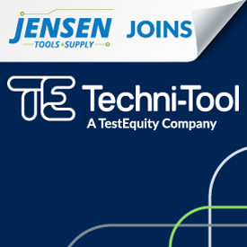 JENSEN Tools + Supply Becomes a Techni-Tool Brand