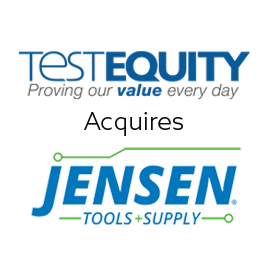 TestEquity acquires JENSEN Tools + Supply